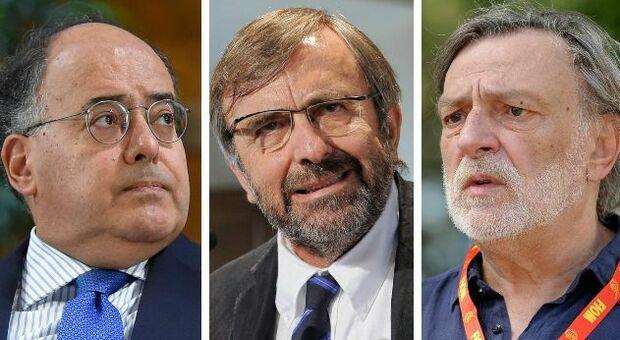 Calabria, Zuccatelli si è dimesso: «Pago per una gaffe». Gaudio verso la nomina a commissario, Gino Strada consulente