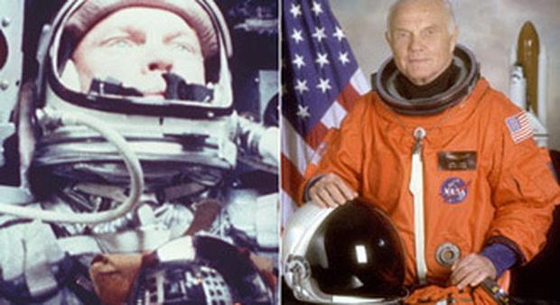 Spazio, morto John Glenn, il primo astronauta americano in orbita
