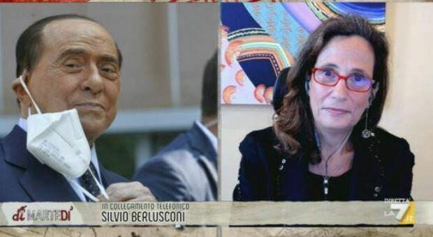 Covid, Berlusconi: «I primi tre giorni sono stati difficilissimi. Non credevo di farcela»