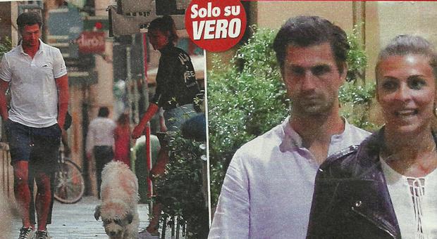 Cristina Chiabotto, cena romantica a Torino con il fidanzato manager