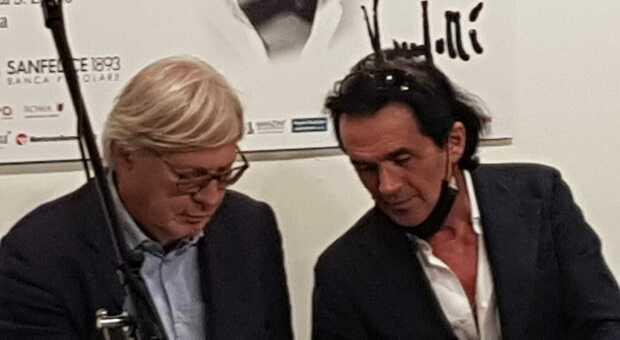 «Puntare sull'Arte per impedire al Covid di annientare la memoria» Vandelli riparte dall'Umbria