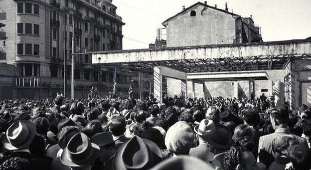 Mussolini, 70 anni fa la cattura: la verità è ancora lontana