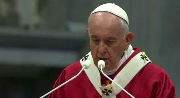 Il Papa agli oncologi ripete 'no' all'eutanasia, è una via sbagliata da evitare