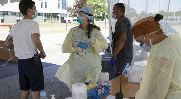 Coronavirus, centinaia di bambini contagiati al campo estivo in Georgia