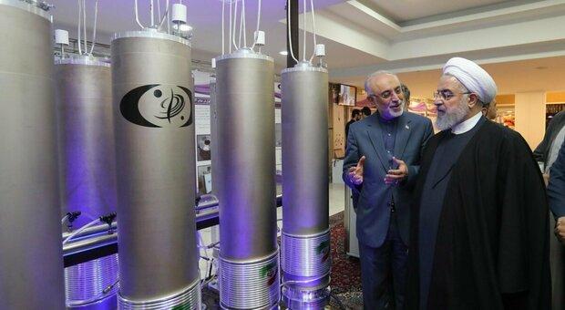 Iran, avviate nuove centrifughe per l'arricchimento dell'uranio