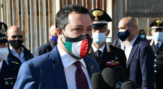 Gregoretti, il pm chiede non luogo a procedere per Salvini: «Non fu sequestro di persona»