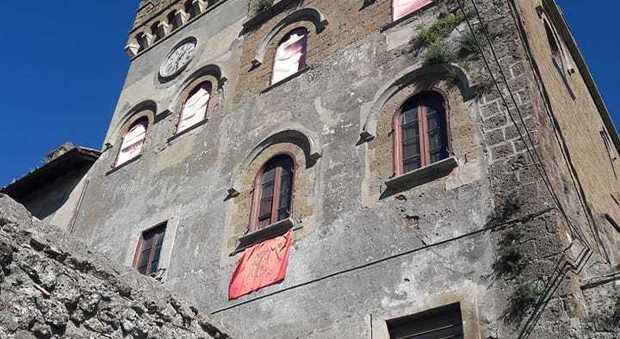 Il castello di Civitella Cesi, Blera