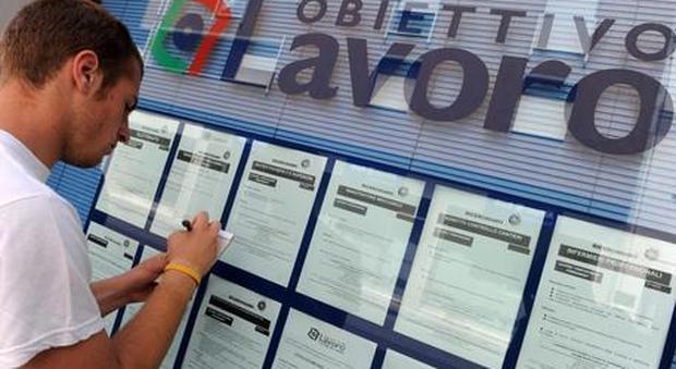 Istat tasso di disoccupazione in calo ma aumentano gli