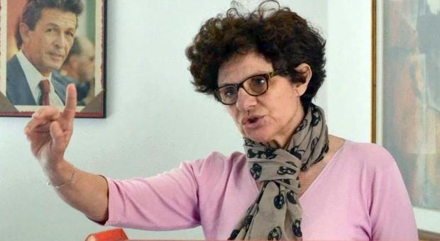 Lina Giannino, esponente del Pd nel consiglio comunale di Anzio