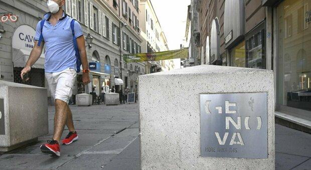 Covid, a Genova vietato passeggiare dopo le 21: pronta l'ordinanza del sindaco