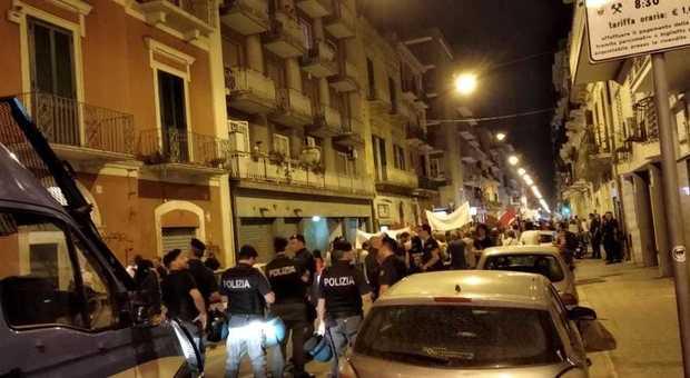 CasaPound a Bari: in 28 a processo per l'aggressione al corteo antifascista