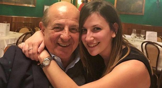 Giancarlo Magalli (71 anni) ha una fidanzata (di 22 anni)