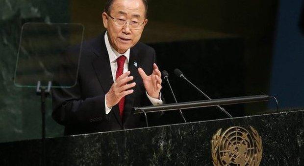 Siria, Ban Ki-moon attacca il Consiglio Onu: quattro anni di paralisi. Renzi: no a intervento militare
