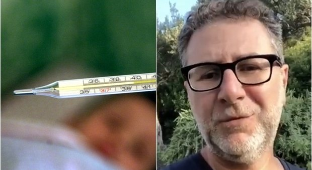 Scuola, Fabio Fazio: «Febbre misurata a casa non aiuta la sicurezza»