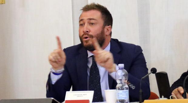 Il sindaco di Giulianova Jwan Costantini