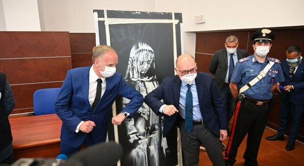 Porta rubata al Bataclan e ritrovata in Abruzzo: interrogato l albergatore