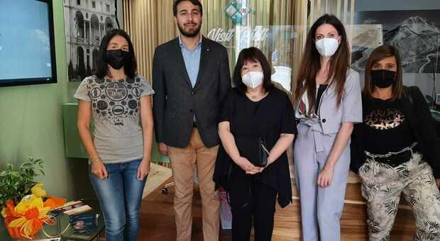 Rieti-Ito, dopo la pandemia riprendono gli scambi per i giovani