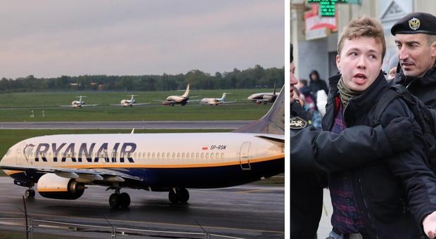 Volo Ryanair dirottato in Bielorussia, arrestata anche la compagna del reporter dissidente