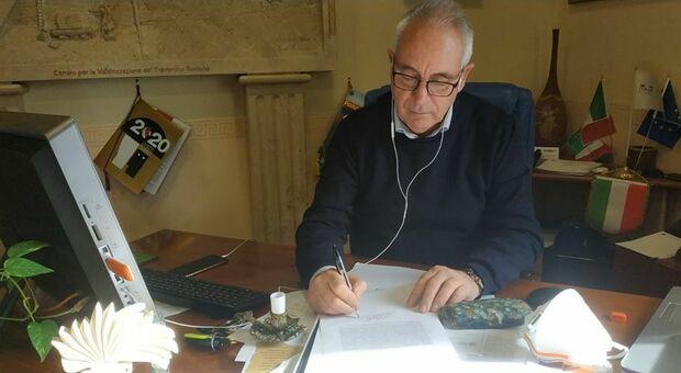 Michel Barbet, sindaco di Guidonia, è originario di Arles, nel sud della Francia