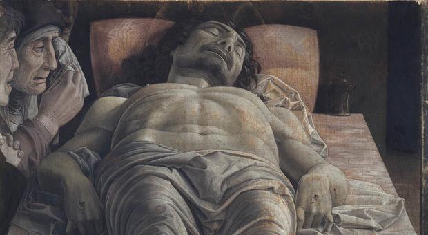 """Risultati immagini per """"cristo"""" """"mantegna"""""""