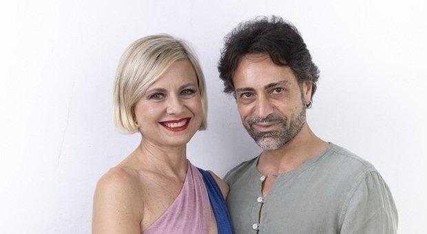 Antonella Elia, Pietro Delle Piane a Domenica Live: «Voglio ricostruire, sto lavorando su me stesso»