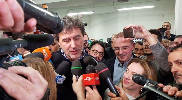 Regione Abruzzo, il neo governatore Marsilio e i ministeri chiave in mano al M5S