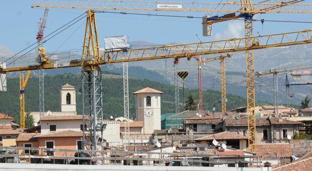 L'Aquila, carte false per la Ricostruzione: arrestato geometra