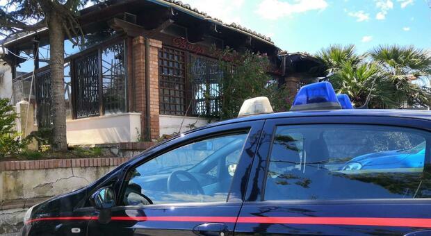Ristorante abusivo su area comunale, scatta il sequestro a Formia