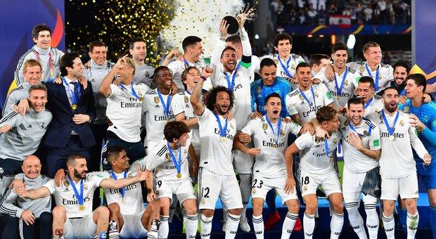 Real Madrid campione del Mondo: 4-1 all'Al Ain, a segno anche Modric