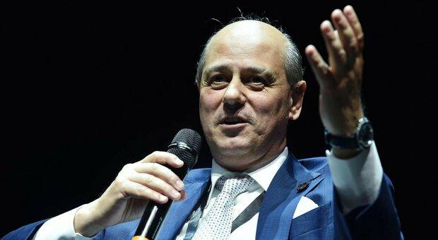Guzzini, presidente Confindustria Macerata, si dimette dopo la frase choc sui morti: «Gravi le mie parole»