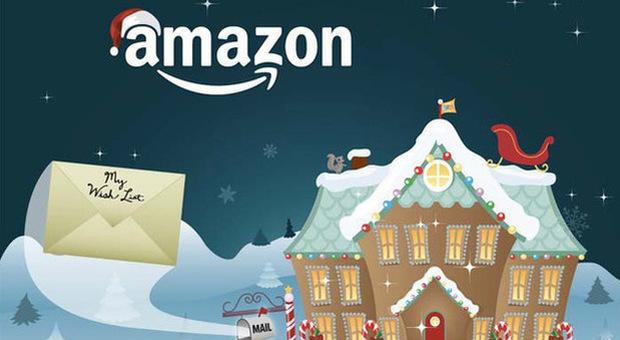 Amazon, Natale alle porte: le idee regalo e le migliori offerte dello shopping online