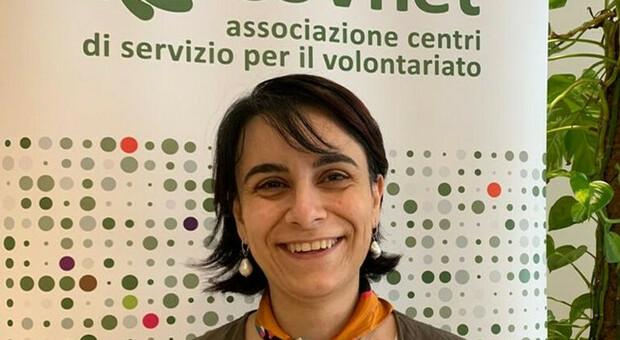 Chiara Tommasini presidente dei centri di volontariato, è la prima volta che viene eletta una donna