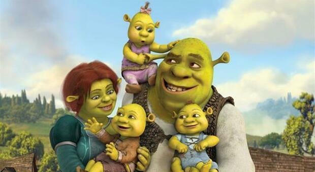 Stasera in tv sabato 3 luglio su Italia 1, «Shrek e vissero felici e contenti»: curiosità, trama del film e voti