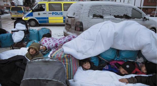 La Svezia e i migranti, il modello porte aperte naufraga in tanti ghetti