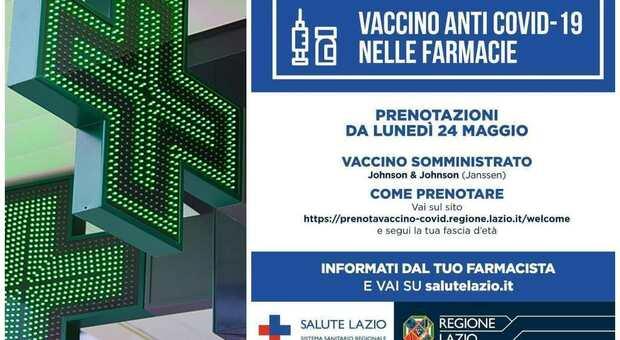 Vaccini, Johnson&Johnson in farmacia da giugno: chi può farlo, dove, prenotazioni
