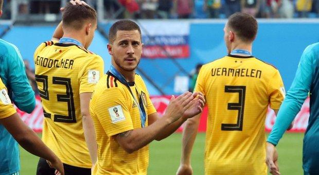 Russia 2018, il Mondiale è diventato un Giardino dell'Eden: Hazard guida la rosa dei protagonisti
