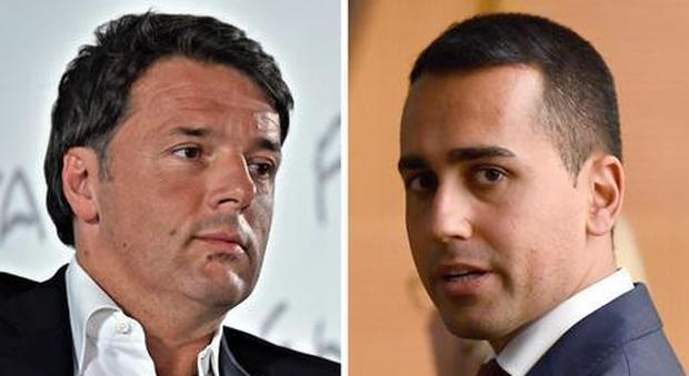 Renzi attacca M5S: ora che il governo si allontana sbroccano. Ma Franceschini: sbagli