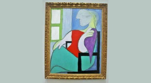 Picasso venduto per 103 milioni di dollari: è il ritratto di Marie-Thérèse, musa e amante dell'artista