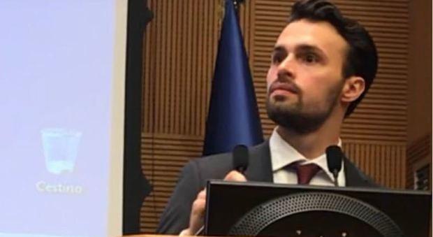 Marco Parroccini, un viterbese alla guida dei giovani europeisti