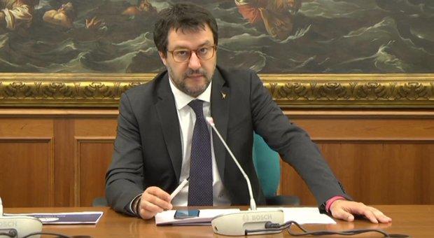 Silvia Romano libera, Salvini: «Nulla accade gratis»