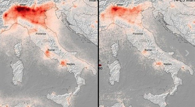 Coronavirus, il lockdown abbatte lo smog: «Evitati 11 mila morti in Europa, 1.500 solo in Italia»