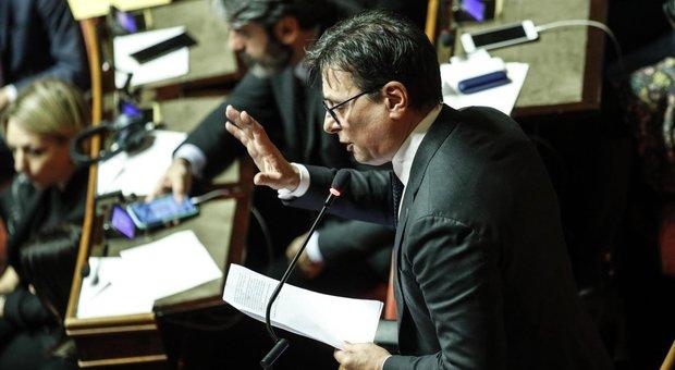 Il senatore Ugo Grassi lascia M5s e passa a gruppo Lega
