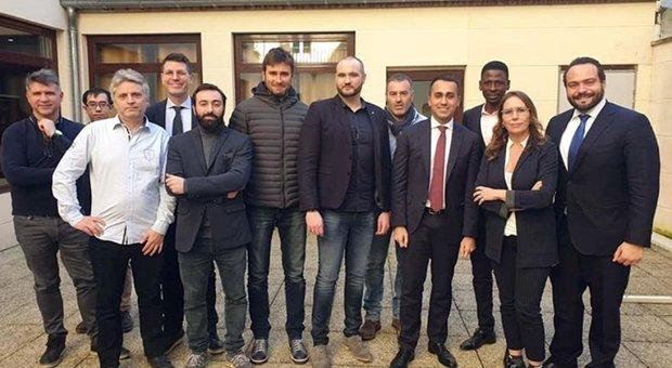 Francia: Marra (Gilet gialli), 'mossa Di Maio inappropriata, no interferenze' (2)