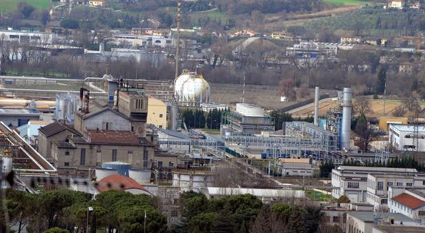 Terni, fabbriche green la Conca finisce su Ra1