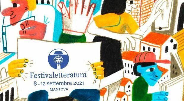 Festivaletteratura di Mantova, online il programma dell'edizione 2021