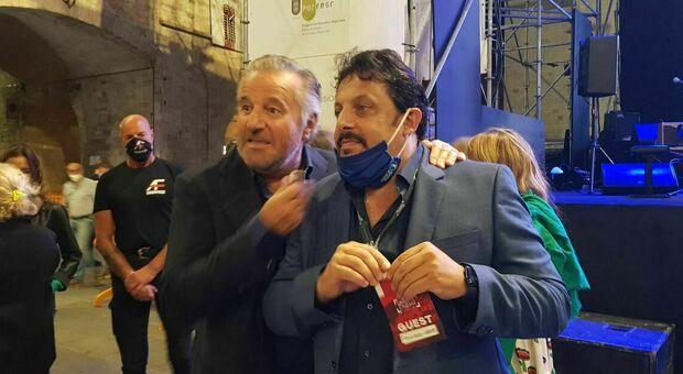 Todi, star in festa nel borgo del cinema: parata di celebrità per la rassegna di Paolo Genovese