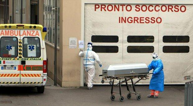 Ospedali, emergenza posti letto. «Sature 19 regioni: male Val d'Aosta, Piemonte e Lombardia»