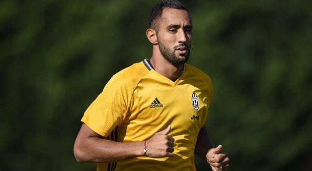 Terza Maglia Juventus MEDHI BENATIA