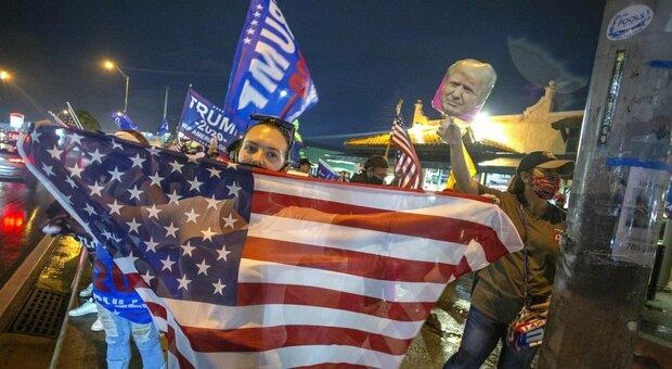 Elezioni Usa 2020, Biden fa il pieno di stati chiave, la Casa Bianca è a passo. Alla Casa Bianca tira aria di resa