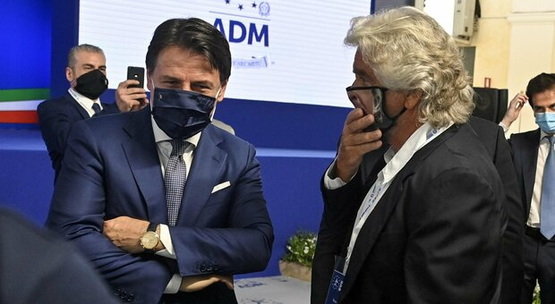 Governo, Conte: «Nessun rammarico né personalismi, gardare al bene dell'Italia»